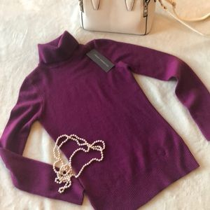 NWT French Connection T Neck Rib Tunic